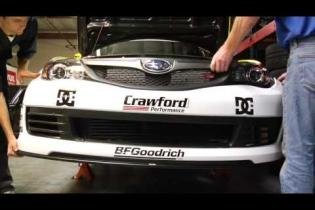 Embedded thumbnail for Ken Block's Gymkhana 2 by Crawford Performance