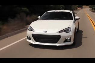Embedded thumbnail for The 450 HP Crawford Performance Turbo BRZ